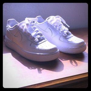 Nike air force 1's👟